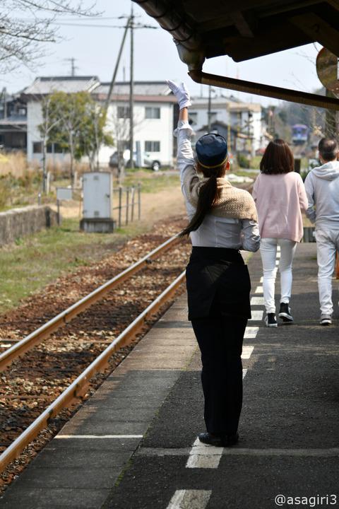 2017年3月 未乗路線乗りつぶし紀行(2日目)
