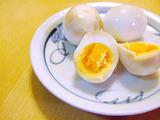ゆで卵の味噌漬け