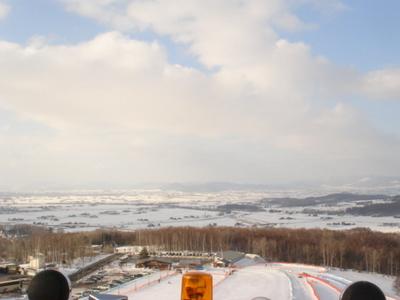 雪の村30