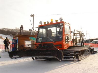 雪の村40ラッセル