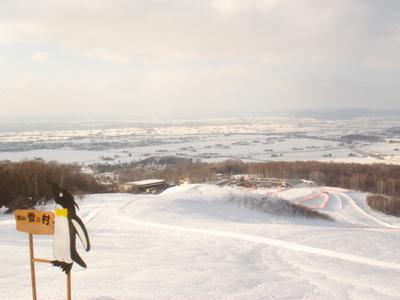 雪の村19頂上