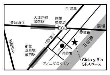 BOOK MARKET2014地図