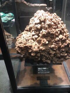 砂漠のバラ 重晶石 (002)