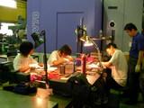 2009年度 労働体験 7