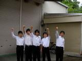 誉田中学2年生5名 - 1