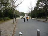 大阪城 eランニング 4