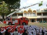 火災避難訓練①