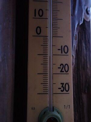 103 山頂は約-11℃