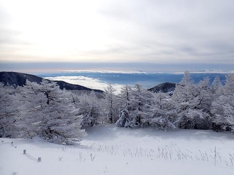 100 外輪山からの景色
