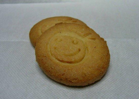 さくさくとうもろこしクッキー