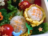 ひまわり&パイナップル