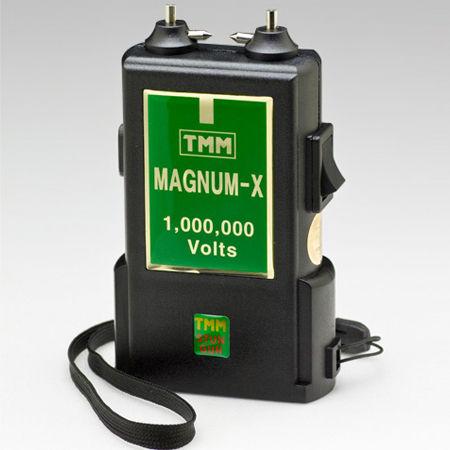TMMハンディタイプ・スタンガン - マグナムXゼータ100万V
