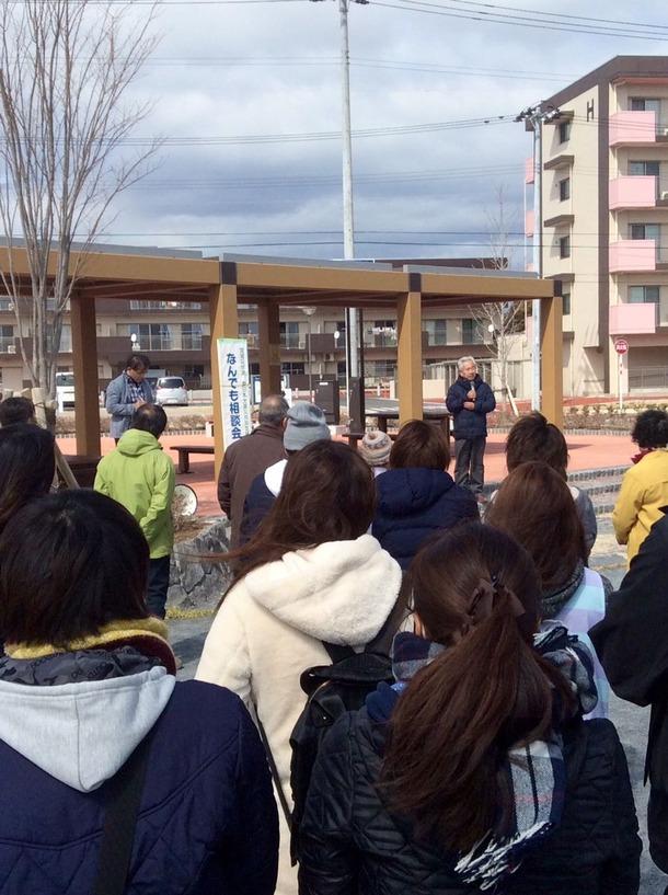 蛇田コミュニティー祭り