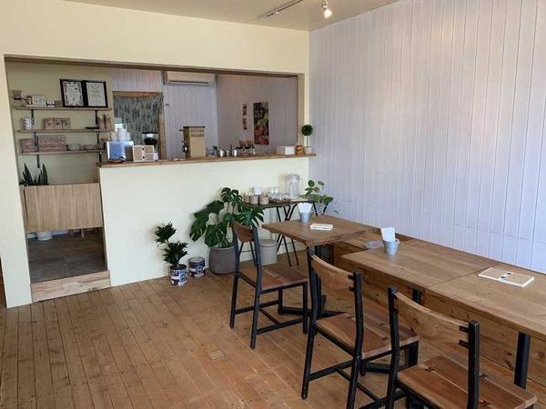 粟田の小さなコーヒー屋 (2)