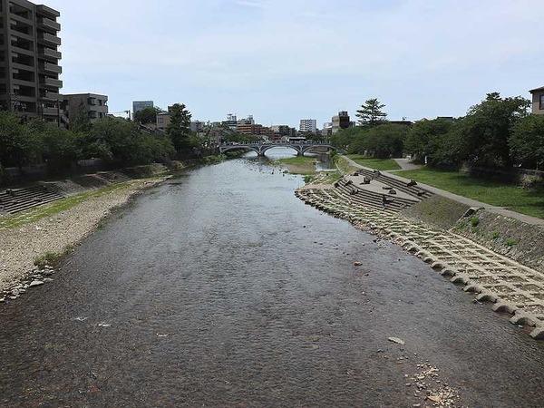 浅野川 (2)