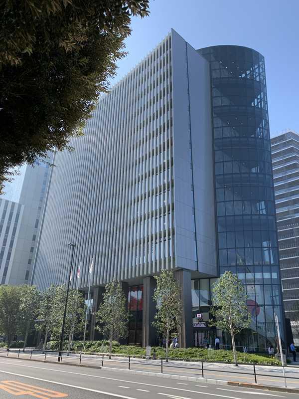 日本オリンピックミュージアム (2)