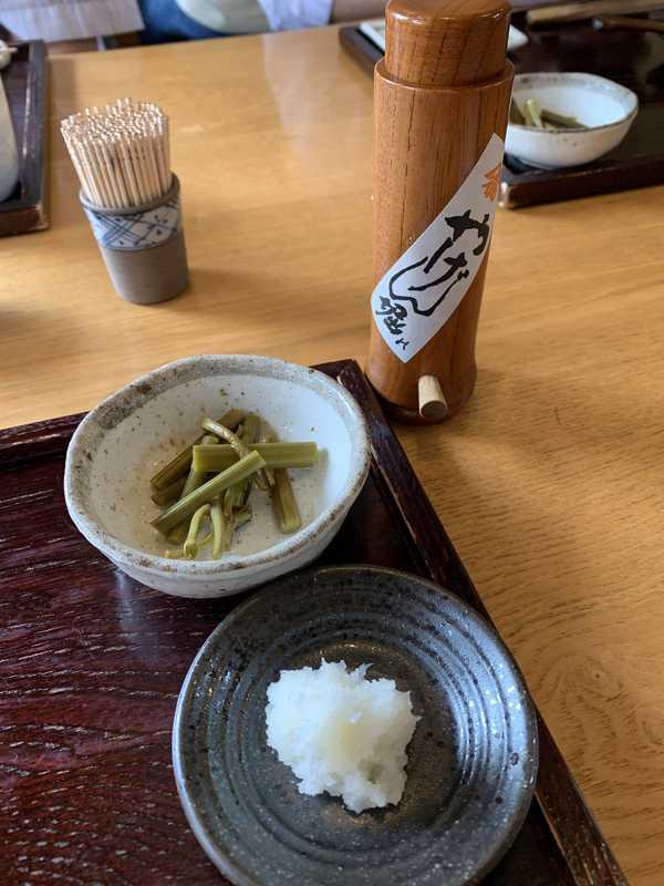 蕎麦にしざわ (8)