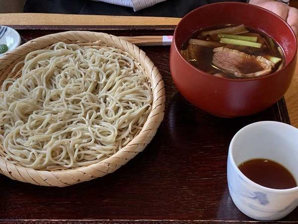 蕎麦にしざわ (12)