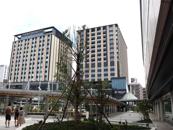 クロスゲート金沢 (2)