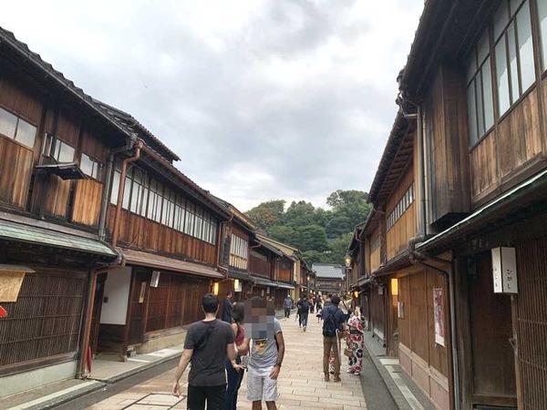 ひがし茶屋街 (2)