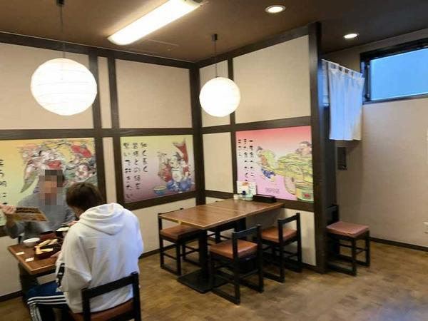 天ぷら 七福 (3)