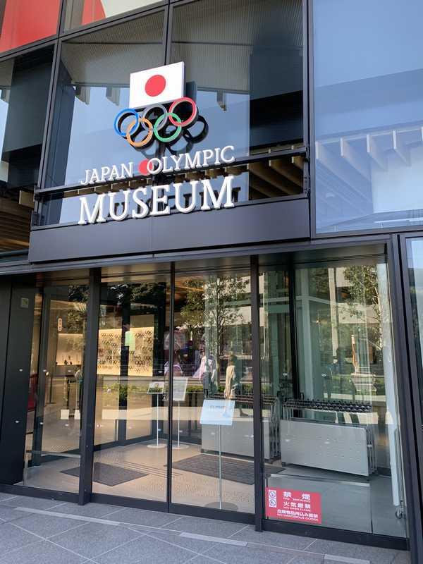 日本オリンピックミュージアム (7)