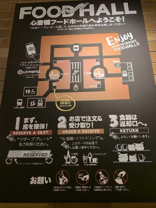 心斎橋フードホール (2)