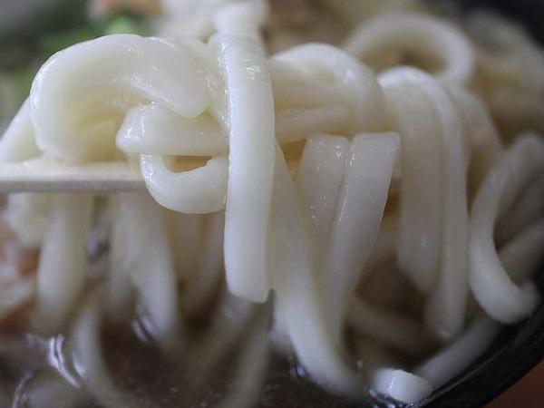 天ぷらうどん (7)