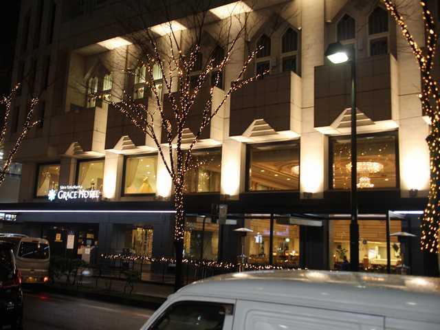 ランチ 新横浜 グレイス ホテル