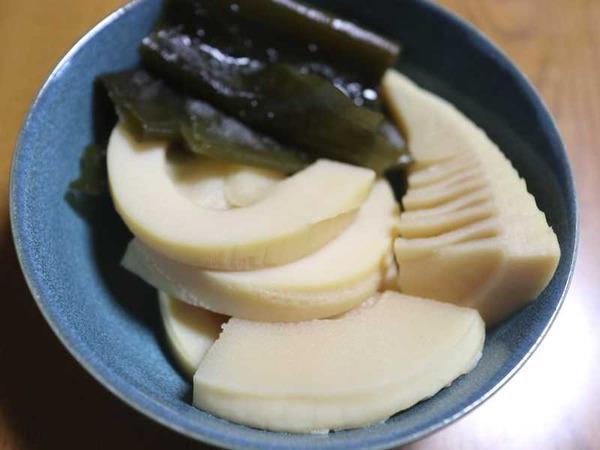 竹の子 (2)