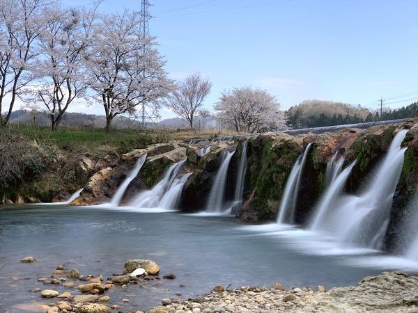 布橋十二ヶ滝 (2)