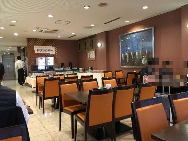 岡山ビジネスホテル (3)