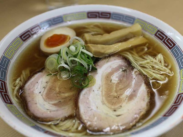 煮干鰮らーめん 圓  (2)