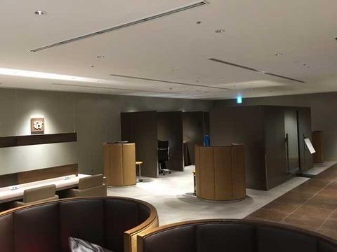 羽田国際線サクララウンジ (14)