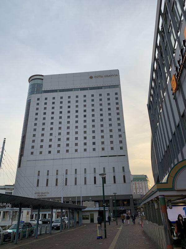 ホテルグランヴィア岡山 (8)