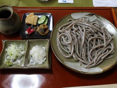 蕎麦やまざき (9)