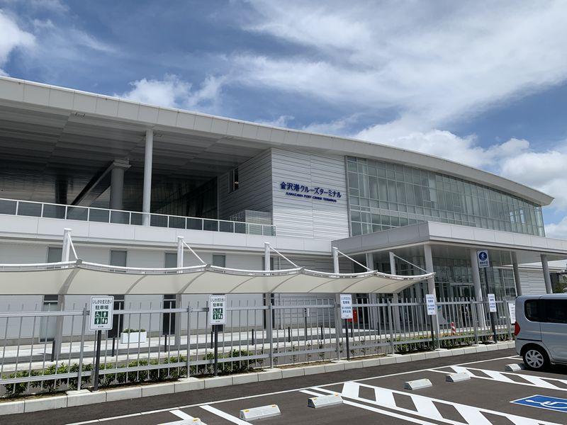 クルーズ ターミナル 港 金沢