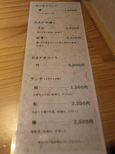鮨くら竹 (5)
