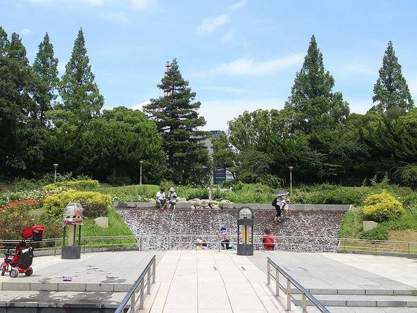 靭公園 (2)