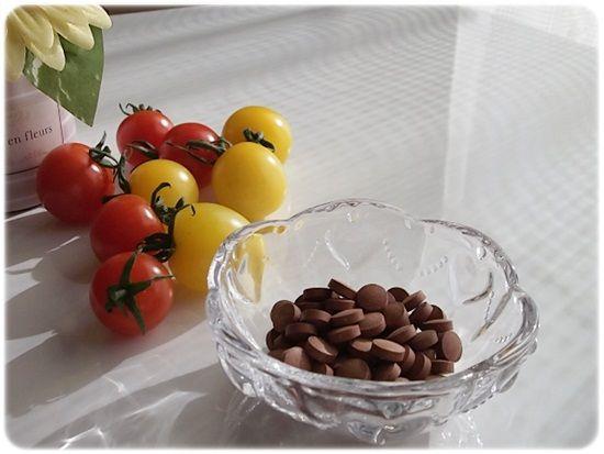 トマトサプリメントの効果
