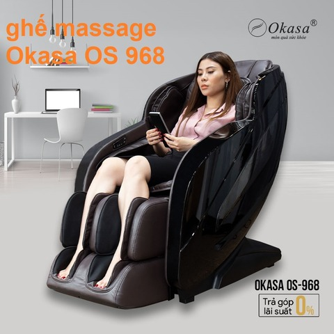 ghế massage Okasa OS 968