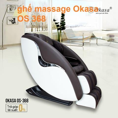 ghế massage Okasa OS 368