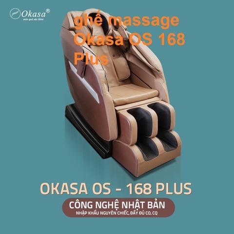 ghế massage Okasa OS 168 Plus