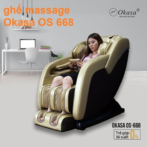 ghế massage Okasa OS 668