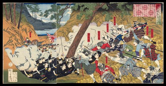 sn 西南戦争について詳しく書くのは 今日は避けますけども、 薩摩士族が西... アセンションコ