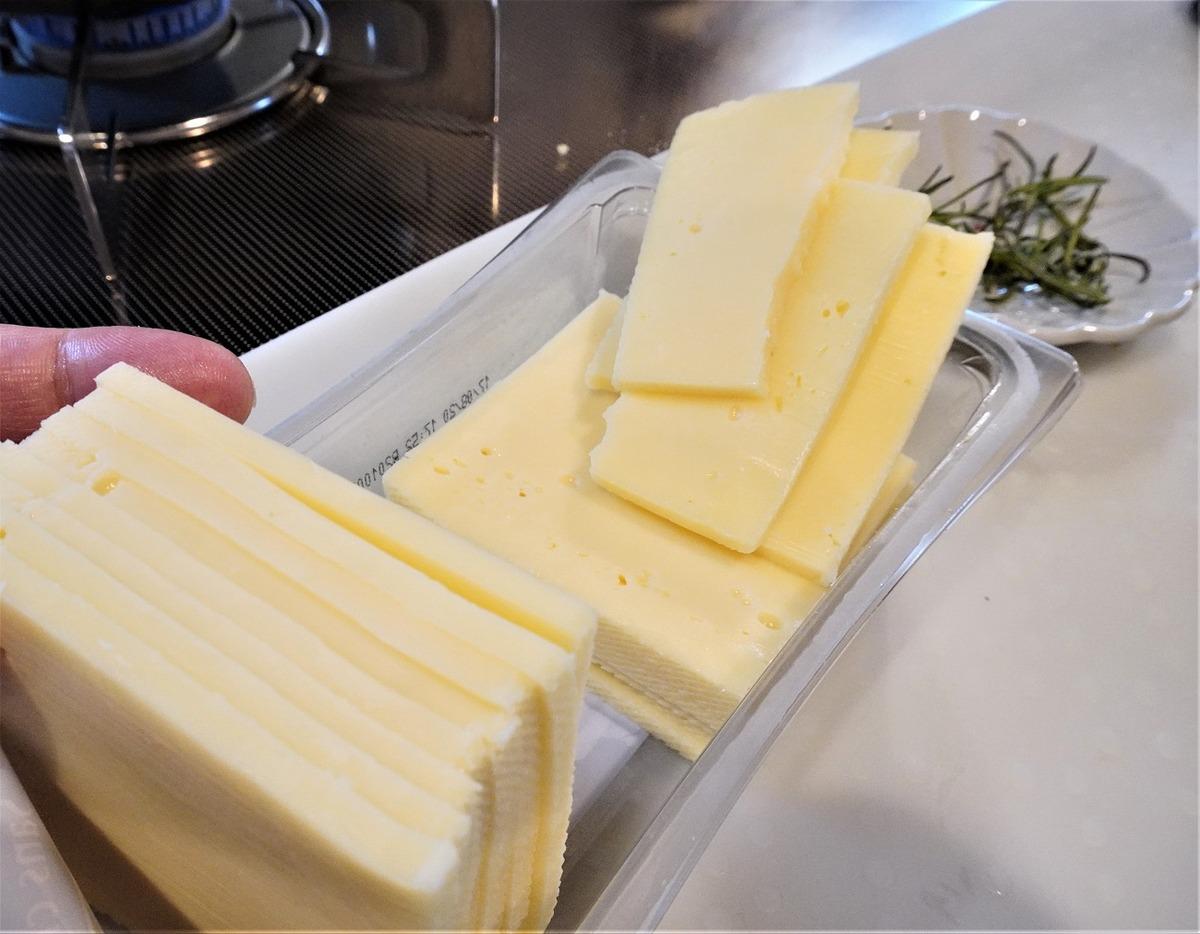 ラクレットチーズ6