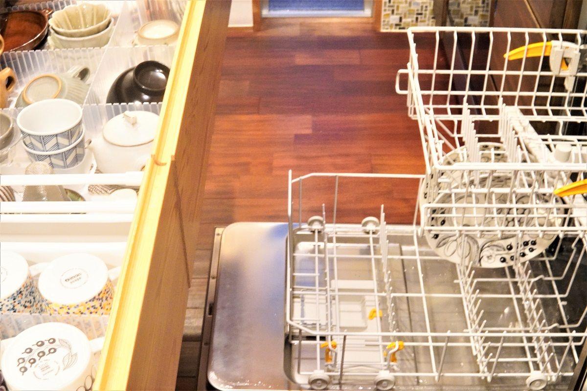 食器棚整理7
