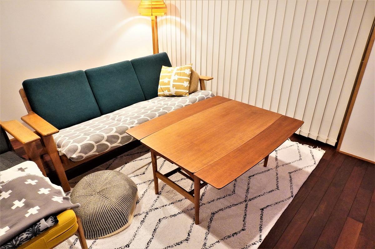 カフェテーブル15