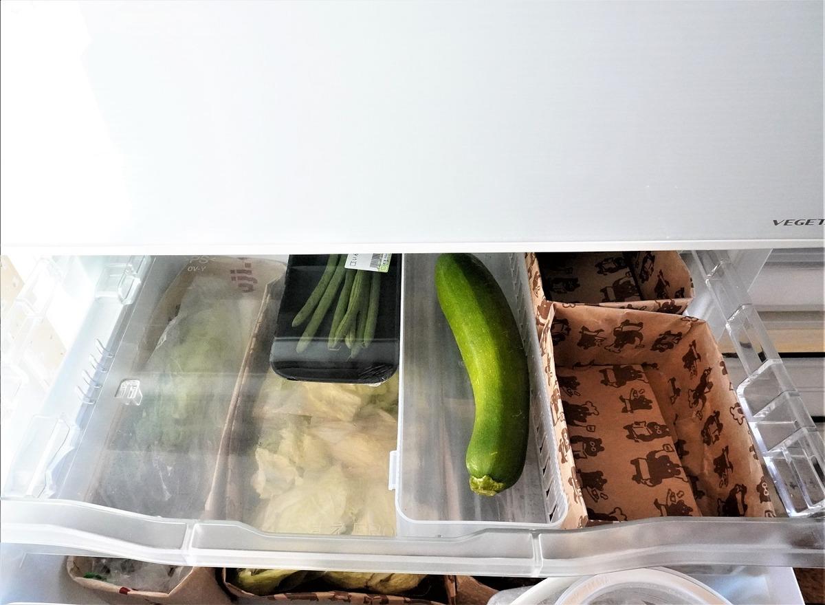 スリコ野菜室整理11