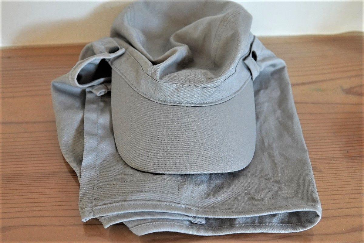 ワークマン作業帽